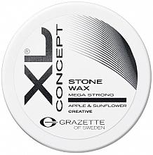 Parfumuri și produse cosmetice Ceară mată pentru păr - Grazette XL Concept Stone Wax