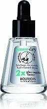 Parfumuri și produse cosmetice Loțiune pentru uscarea instantanee a lacului - Bourjois Instant Dry Nail Drops