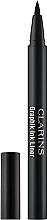 Parfumuri și produse cosmetice Eyeliner tip cariocă pentru ochi - Clarins Graphik Ink Liner