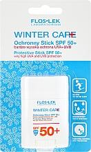 Parfumuri și produse cosmetice Stick de iarnă cu protecție solară - Floslek Winter Care Protective Stick SPF50