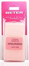 Parfumuri și produse cosmetice Burete de machiaj, fără latex - Beter