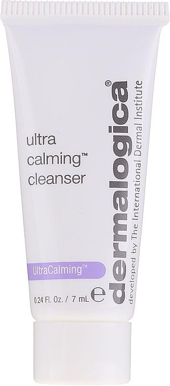 Set pentru îngrijirea tenului sensibil - Dermalogica UltraCalming Skin Kit (gel/7ml + essence/7ml + gel/10ml + ser/5ml) — Imagine N4