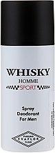 Parfumuri și produse cosmetice Evaflor Whisky Homme Sport - Deodorant