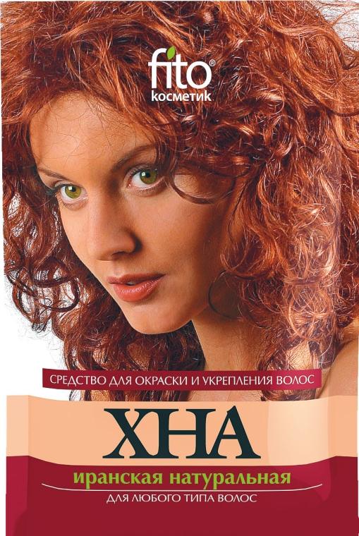 Henna naturală pentru păr - Fito Cosmetics Henna