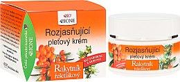 Parfumuri și produse cosmetice Cremă pentru iluminarea feței - Bione Cosmetics Sea Buckthorn Cream