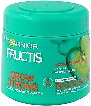 Parfumuri și produse cosmetice Masca pentru întărirea firului de păr - Garnier Fructis Grow Strong Mask