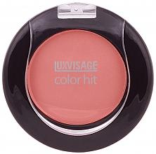 Parfumuri și produse cosmetice Fard compact de obraz - Luxvisage Color Hit