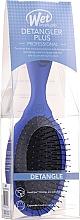 Parfumuri și produse cosmetice Pieptene pentru păr, albastru - Wet Brush Pro Detangler Plus Blue