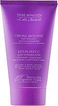 Parfumuri și produse cosmetice Cremă-spumă pentru curățare profundă, pentru pielea grasă și problematică - Le Cafe de Beaute Cream-Mousse Nettoyant