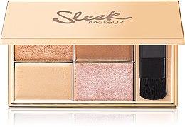 Parfumuri și produse cosmetice Iluminator pentru față - Sleek MakeUP Highlighting Palette