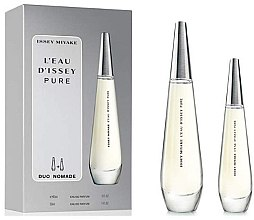 Parfumuri și produse cosmetice Issey Miyake L'Eau d'Issey Pure - Set (edt/90ml + edt/30ml)