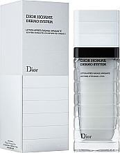 Parfumuri și produse cosmetice Loțiune hidratantă pentru față - Christian Dior Homme Dermo System Repairing After-Shave Lotion 100ml
