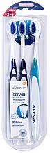 Parfumuri și produse cosmetice Set periuțe de dinți, moi - Sensodyne Repair Protect Extra Soft Triopack