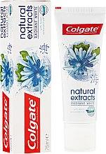 """Parfumuri și produse cosmetice Pastă de dinți """"Albire sigură"""" - Colgate Natural Extracts Radiant White Seaweed"""