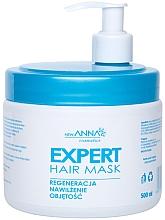 Parfumuri și produse cosmetice Mască de păr - New Anna Cosmetics Expert Hair Mask