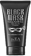 Parfumuri și produse cosmetice Mască de față - Dr.EA Black Mask