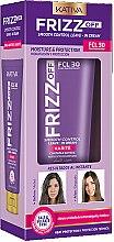 Parfumuri și produse cosmetice Cremă pentru păr - Kativa Frizz Off Smooth Control Leave-In Cream Karite