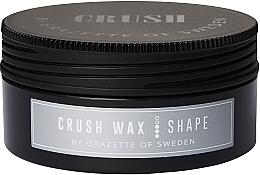 Parfumuri și produse cosmetice Ceară pentru păr - Grazette Crush Wax Shape