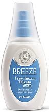 Parfumuri și produse cosmetice Breeze Deo 24h Vapo - Deodorant-spray pentru corp