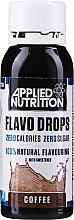 """Parfumuri și produse cosmetice Arome naturale pentru alimente """"Cafea"""" - Applied Nutrition Flavo Drops Coffee"""
