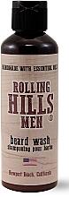 Parfumuri și produse cosmetice Șampon pentru barbă - Rolling Hills Men Beard Wash