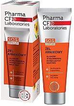 """Parfumuri și produse cosmetice Gel pentru capilarele deteriorate """"Arnică"""" - Pharma CF S.O.S. Complex Gel"""