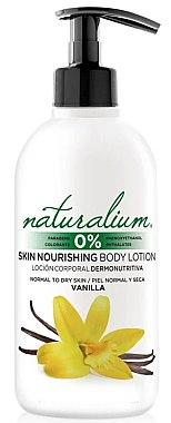 Loțiune de corp - Naturalium Fruit Pleasure Vanilla Body Lotion