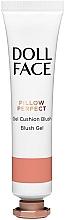 Parfumuri și produse cosmetice Fard de obraz - Doll Face Pillow Perfect Gel Cushion Blush