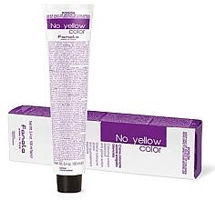 Parfumuri și produse cosmetice Vopsea-cremă de păr - Fanola No Yellow Color Toner (Rose)
