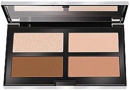 Parfumuri și produse cosmetice Paletă pentru sculptarea feței - Pupa Contouring & Strobing Powder Palette