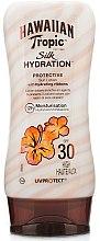 Parfumuri și produse cosmetice Loțiune hidratantă, cu protecție solară pentru corp - Hawaiian Tropic Silk Hydration Lotion SPF30