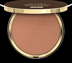 Духи, Парфюмерия, косметика Компактная бронзирующая пудра - Pupa Desert Bronzing Powder