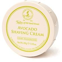 """Parfumuri și produse cosmetice Cremă de ras """"Avocado"""" - Taylor of Old Bond Street Avocado Shaving Cream Bowl"""