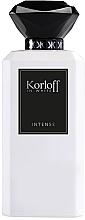 Parfumuri și produse cosmetice Korloff Paris In White Intense - Apă de parfum (tester cu capac)