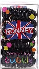 Parfumuri și produse cosmetice Elastice pentru păr - Ronney Professional Funny Ring Bubble 16