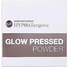 Parfumuri și produse cosmetice Pudră de față - Bell HypoAllergenic Glow Pressed Powder