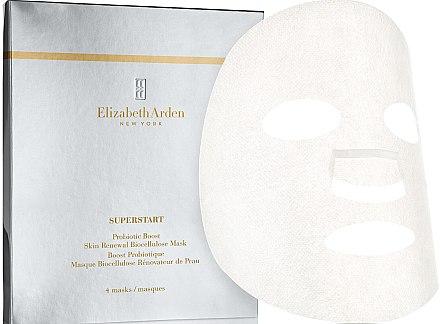 Mască de celuloză pentru regenerare celulară - Elizabeth Arden Superstart Probiotic Boost Skin Renewal Bio Cellulose Mask — Imagine N1