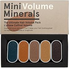 Parfumuri și produse cosmetice Set - Original & Mineral Mini Volume Kit (shm/50ml + shm/50ml + h/cond/50ml + h/mask/50ml + h/mask/50ml)