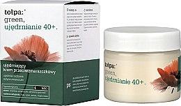 Parfumuri și produse cosmetice Cremă de noapte antirid - Tolpa Green Firming 40+ Rejuvenating Anti-Wrinkle Night Cream
