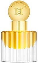 Parfumuri și produse cosmetice Carolina Herrera Pure Oil Of Oud - Ulei parfumat