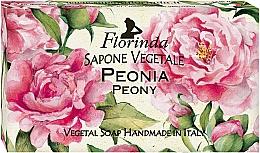 """Parfumuri și produse cosmetice Săpun natural """"Bujor"""" - Florinda Peony Natural Soap"""