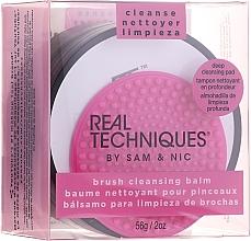 Parfumuri și produse cosmetice Balsam pentru curățarea pensulelor cu covoraș - Real Techniques Brush Cleansing Balm