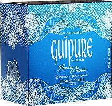 Parfumuri și produse cosmetice Jeanne Arthes Guipure & Silk Havana Moon - Apă de parfum