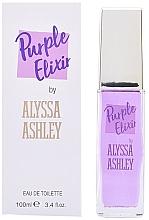 Parfumuri și produse cosmetice Alyssa Ashley Purple Elixir - Apă de toaletă