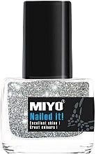 Parfumuri și produse cosmetice Lac de unghii - Miyo Nail It