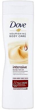 Lăptișor pentru corp - Dove Nourishing Body Care Intensive Body Lotion — Imagine N1