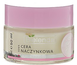 Parfumuri și produse cosmetice Cremă de zi împotriva roșeții - Bielenda Capillary Skin Anti-Redness Face Cream