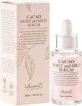 Parfumuri și produse cosmetice Ser cu unt de cacao pentru față - Benton Cacao Moist and Mild Serum