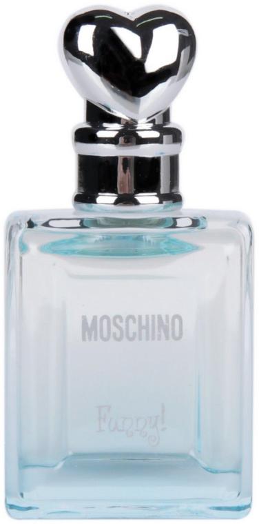 Moschino Funny - Set (edt 4 ml + sh/gel 25 ml + b/gel 25 ml) — Imagine N5
