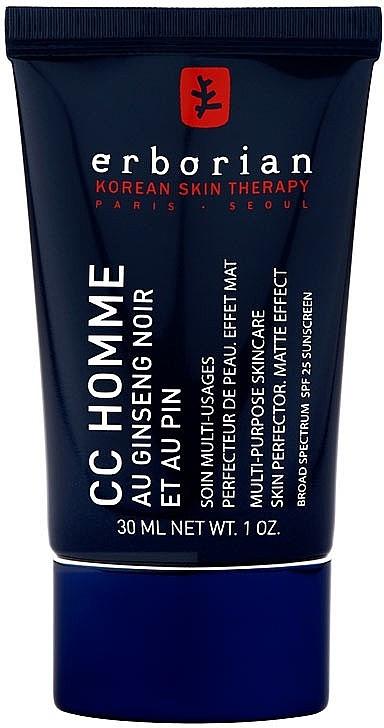 Cremă CC pentru bărbați - Erborian CC Homme Multi-Purpose Skincare — Imagine N1